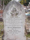 Image for James Purcell - General Cemetery, Wollongong, NSW