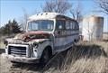 Image for GMC Short Bus - Highway 36, Washington County, KS