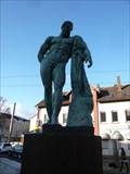 "Image for ""kleiner"" Herkules, Leipziger Platz, Kassel, HE, Germany"