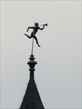 Image for The man with trumpet - Sychrov, Czech Republic