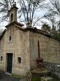 Image for They attach a concrete wall to a protected chapel in Barbadás - O Pontón, Barbadás, Ourense, Galicia, España