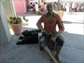 Image for Sitting Pirate  -  Georgetown, Cayman Islands