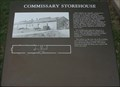 Image for Commissary Storehouse - Fort Sill, Oklahoma