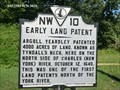 Image for Early Land Patent