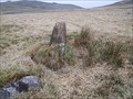 Image for Plain Boundary Stone, Taw Marsh, North Dartmoor.