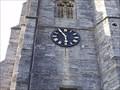 Image for Clock - Sidmouth Parish Church, Devon UK