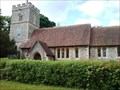 Image for St Giles' Church,  Wyddial, Herts, UK