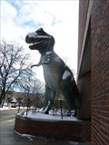 Image for Dinosaur - T. Rex Statue - Boston, MA