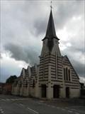 Image for Le Clocher de l'Eglise Saint Jean-Baptiste - Beaulieu-les-Fontaines, France