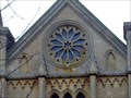 Image for Holy Trinity Church Rose Window, Theale, Reading, Berkshire
