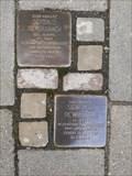 Image for Stolpersteine Weißenfels - Siegfried & Gertrud Reyersbach, geb. Gumpel