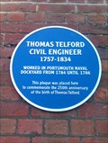 Image for Thomas Telford - Portsmouth Historic Dockyard, Hampshire