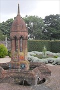 Image for Fountain of the Four Rivers, Tudor Garden, Cressing Temple Barns, Cressing, Essex