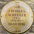 Image for Sir Charles Wheeler - Old Church Street, London, UK