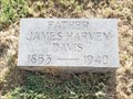 Image for James Harvey Davis - Sulphur Springs City Cemetery - Sulphur Springs, TX
