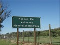 Image for Korean War Veterans Memorial Highway - Santa Paula, CA