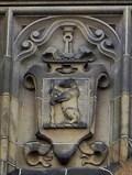 Image for Great Hall Entrance Pavilion Shield No.2 - University of Birmingham, Edgbaston, Birmingham, U.K.