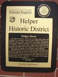 Image for Helper Historic Distric - Helper Hotel