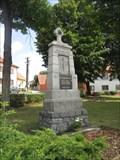 Image for Pomnik obetem 1. svetove valky - Osova Bityska, Czech Republic