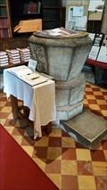 Image for Baptism Font - St Eata - Atcham, Shropshire