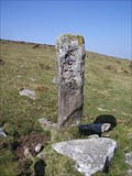 Image for Kennon Hill Cross Boundary Stone, NE Dartmoor
