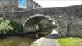 Image for Stone Bridge 141 On The Leeds Liverpool Canal – Nelson, UK
