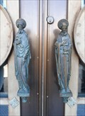 Image for Saints Peter and Paul Door Handles - Erie, PA, USA