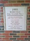 Image for 1995 - Berryville Fire Station No. 1 - Berryville AR