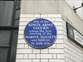 Image for King's Arms Tavern - Change Alley, London, UK
