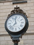 Image for R. Bruce Carson Jewelers Clock - Hagerstown, Maryland