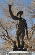 Image for Spirit of the American Doughboy ~ Beaver, Utah