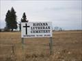 Image for Havana Lutheran Cemetery, Bemis, South Dakota