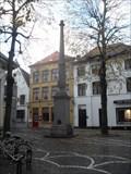Image for Sint-Amandsstraat hand pump - Bruges, Belgium.