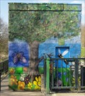 Image for Sluice Gate Building Mural - Sale, UK