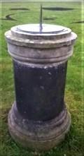 Image for Sundial Herrenkrugpark Magdeburg; Germany