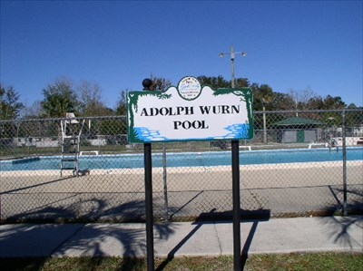 Adolph Wurn Pool Jacksonville Fl Public Swimming Pools On