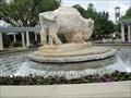 Image for Original Texans Fountain - Canyon, TX