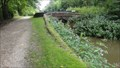 Image for Canal Lock 2 Stone Bridge On The Peak Forest Canal – Marple, UK
