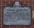 Image for Pioneer Newspaper - Clarksville, Tennessee