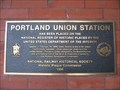 Image for Union Station; Also known as Grand Union Depot; Grand Central Station; and Union Station (Boundary Increase), Portland, Oregon