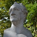 Image for Goethe: German poet and Asteroid 3047 Goethe -  Potsdam, Germany