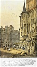 Image for Old Town Hall  by Samuel Prout - Prague, Czech Republic