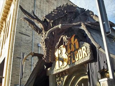 13th Floor Dragon - San Antonio, TX