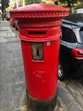 Image for Victorian Pillar Box - Upper Cheyne Row - Chelsea - London SW3 - UK