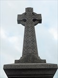 Image for Dunvegan War Memorial Cross - Dunvegan, Scotland