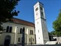 Image for Katholische Stadtpfarrkirche St. Nikolaus - Bad Reichenhall, Lk BGL, Bavaria, Germany