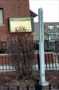 Image for Good Shepherd Peace Pole - Chicago, IL