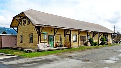 Old RR Depot
