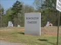 Image for Howington/Nicholson City Cemetery #2 - GA