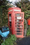 Image for Red Telephone Box -Bank Close, Butlers Marston